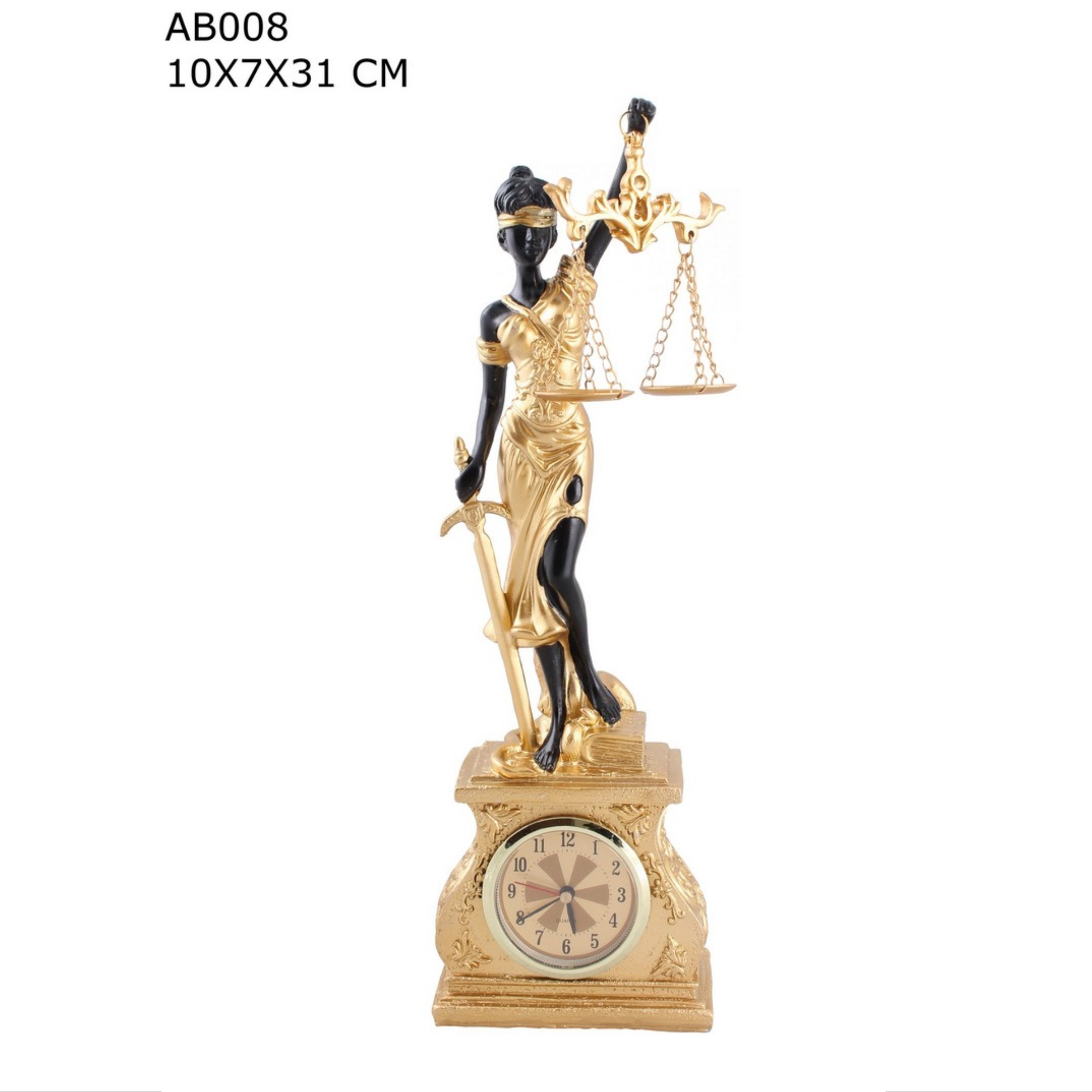 Saatli Adalet Biblo Orta Boy - AB008