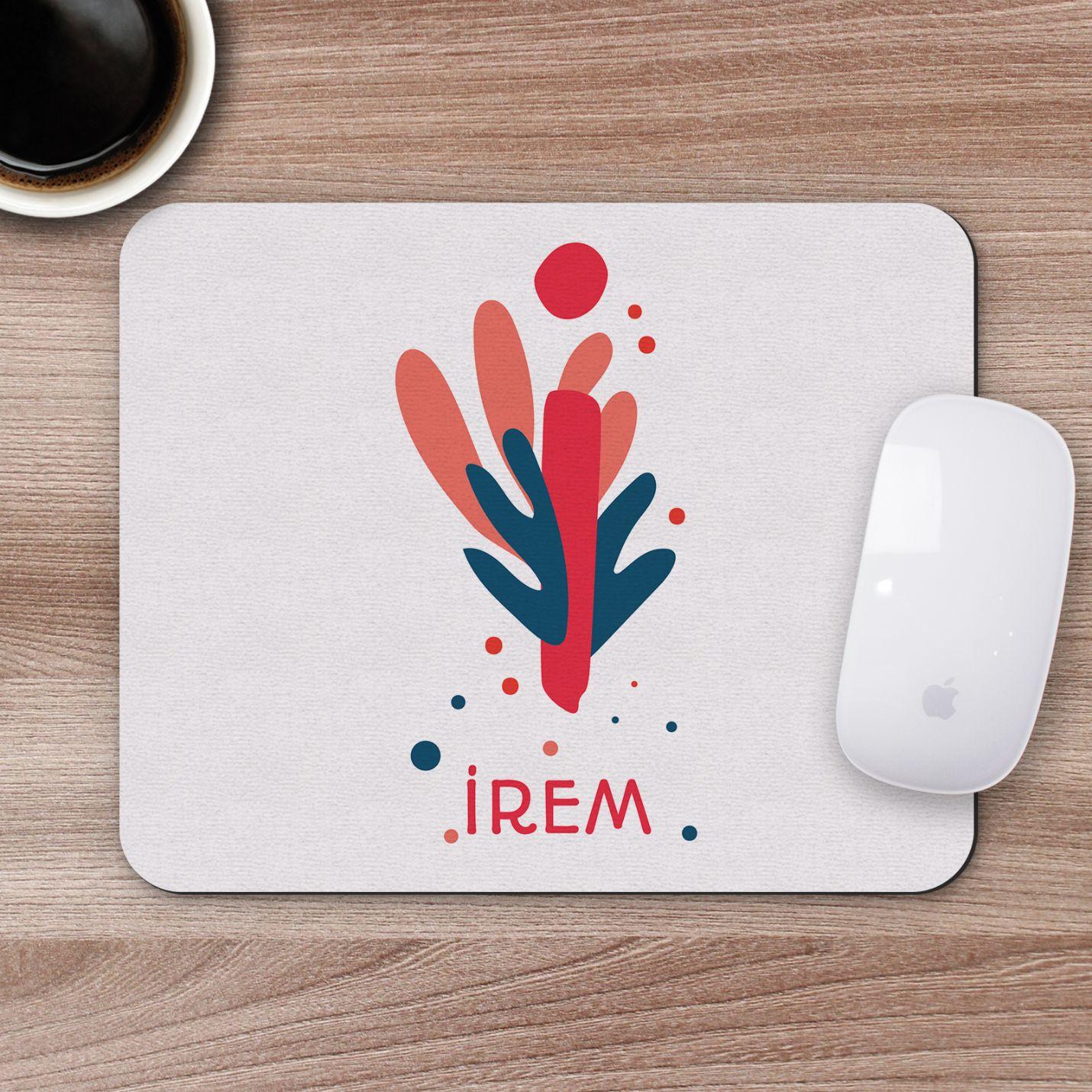Kişiye Özel İsim Yazılı Mousepad - M11
