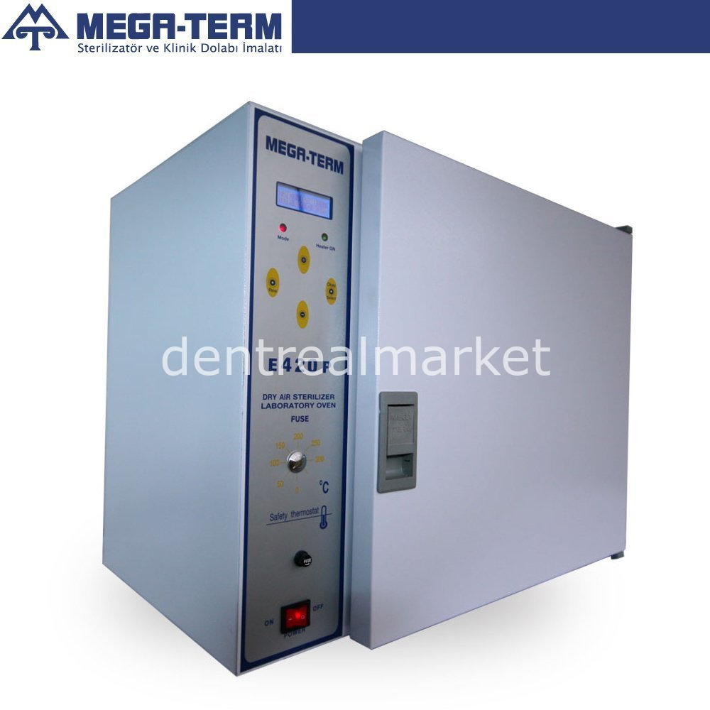 E420P Sterilizatör 48 LT Dijital