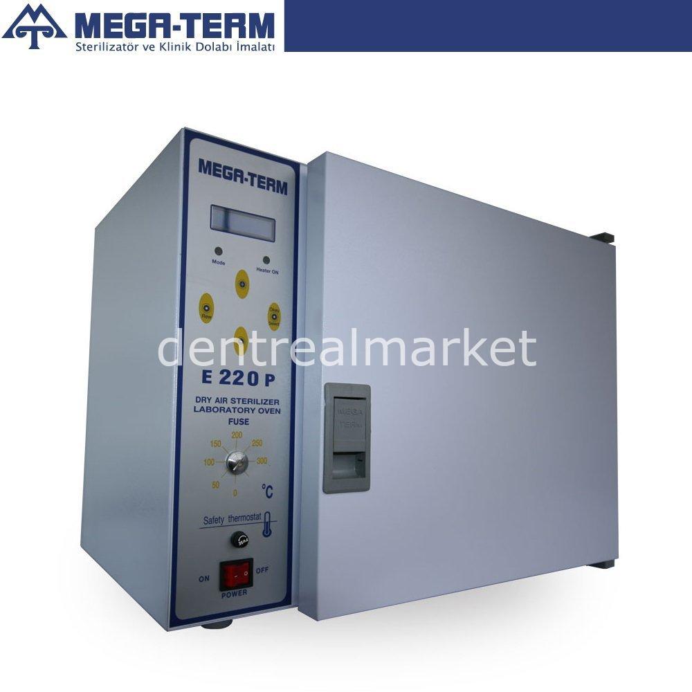 E220P Sterilizatör  22 LT Dijital