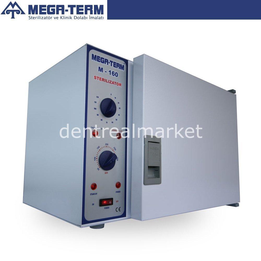 M160 Mini Sterilizatör 16 LT  Manuel